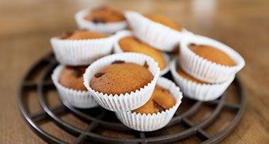 Milkybar<sup>®</sup> mini muffins