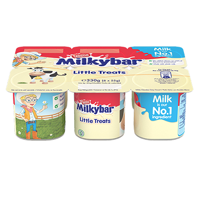 Milkybar® Little Treats 6 x 55g