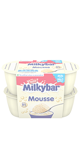 Milkybar Mousse 4 x 55g Mouseover