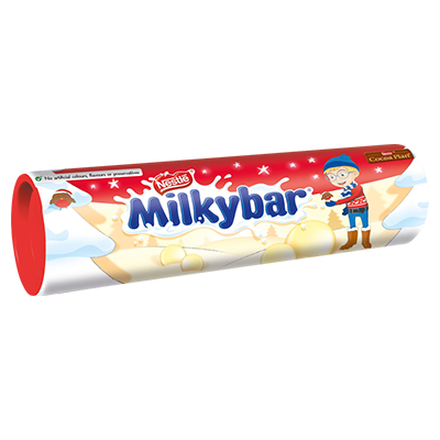 Milkybar® Buttons White Chocolate Giant Tube 90g